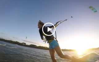 Georgina Monti | Sunset Fun Video