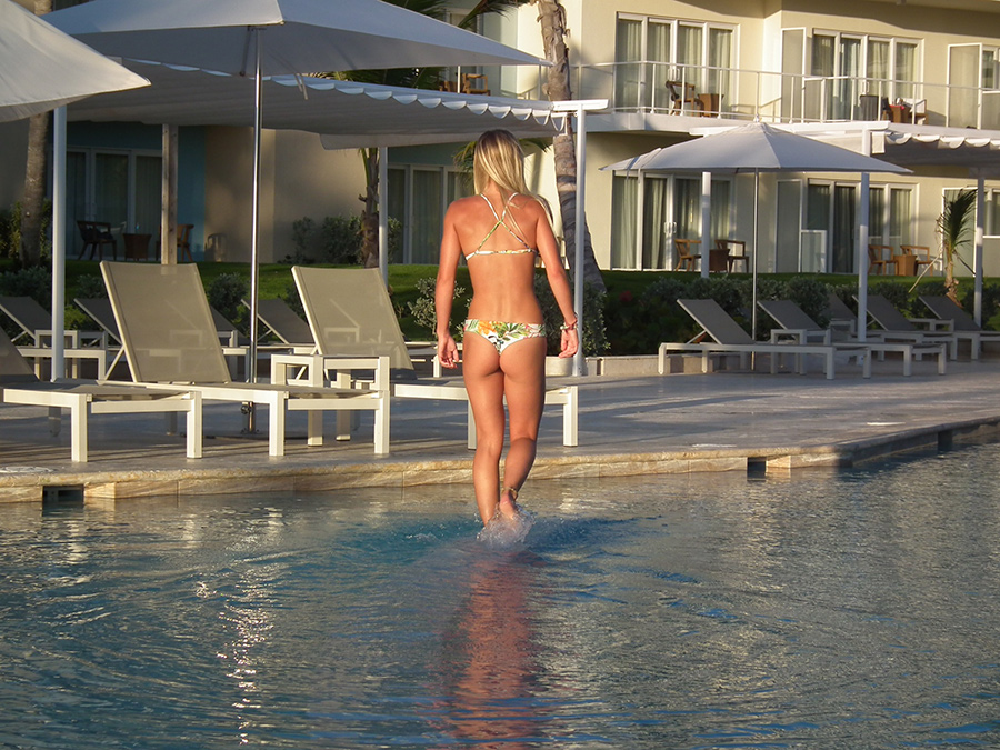 Georgina Monti | Lychee Swimwear Review