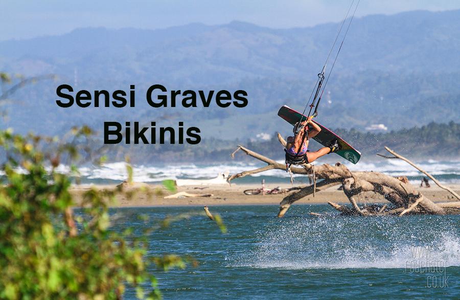 Georgina Monti | Sensi Graves Bikinis Review