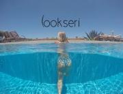 Georgina Monti | Look Seri Bikini Reveiw
