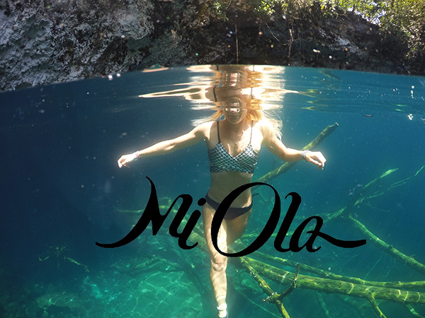 Georgina Monti | Mi Ola Surf Bikini Review