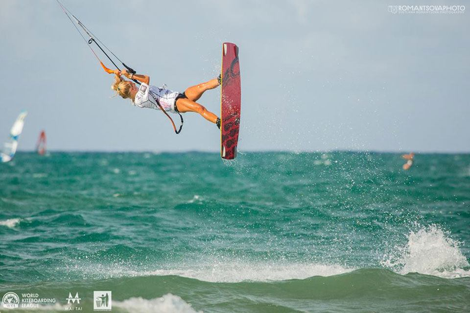 world kiteboarding league